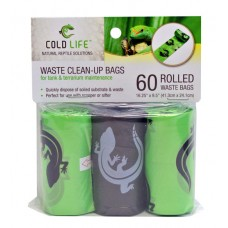 Cold Life 60ct Waste Clean Up Bags
