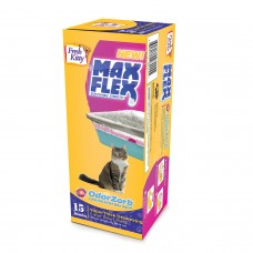 Fresh Kitty™ 15ct Max Flex™ Super Thick Liners