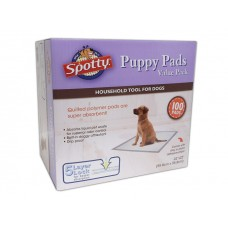 Spotty™ 100ct Value Puppy Pads
