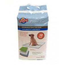Spotty™ Indoor Dog Potty 10ct Specialty Pads