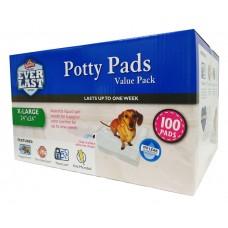 Spotty™ 100ct Everlast Premium Puppy Pads