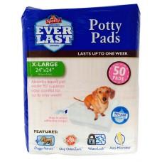 Spotty™ 50ct Everlast Premium Puppy Pads