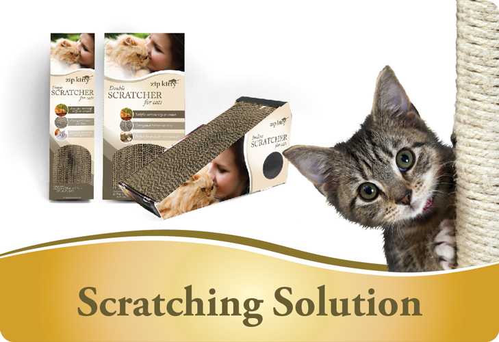 scratching page banners